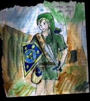 Link Doodle by Xoxorian