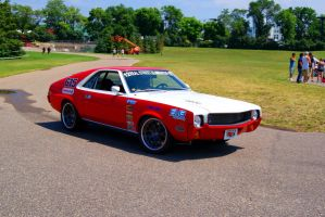 Jimi Day's LS3 Powered AMX by rioross