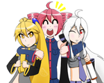 Fun with teto and her frends by itsukineharu24