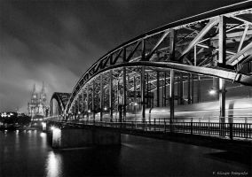 Cologne B+W by Aphantopus