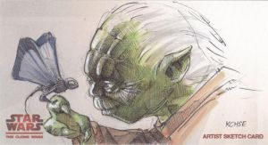 Yoda finds a bug. by kohse