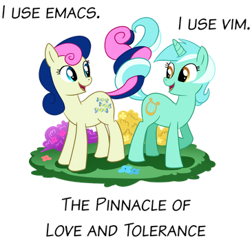 The Pinnacle of Love and Tolerance by sdknex