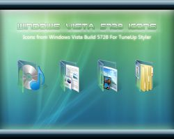 Windows Vista 5728 for Styler by sreeejith