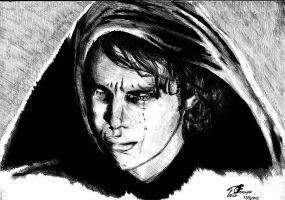 Interpretation of Anakin Skywalker by SarvetEsiin