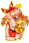 ORAS Tribute: May and Torchic by illustica