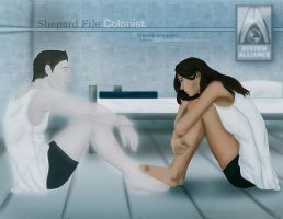 The Shepard Files: Colonist Story by Gigi-FenixPhoenix