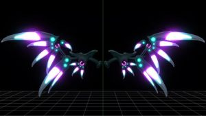 Cyber Wings DL Link by RandomDraggon
