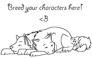 Breed Your Characters here! by Leopra