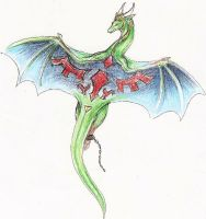 Dragon Link by DragonCid