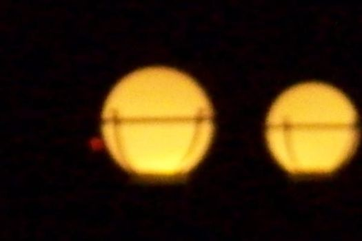TWO UFO'S THAT CAPTURED FFI by AckBo
