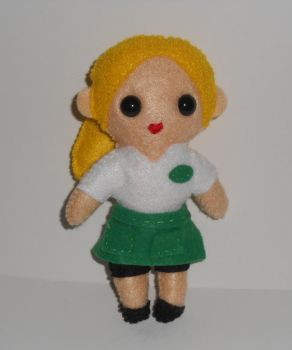 Sookie Stackhouse Plushie by kiddomerriweather
