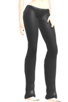 MMD Curvy Pants DL by 2234083174