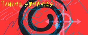 11 Anime Symbols by cordially-yours