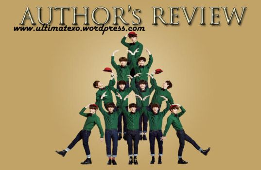 Author's Review Graphic by UltimateExo