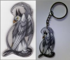 Keychain: Illumielle by Illumielle