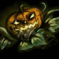 pumpkin day 6 by yuly627