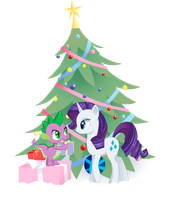 I have a spetical gift for you! by Margony