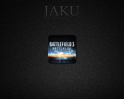 Battlelog for Jaku iOS Theme by pedrocastro