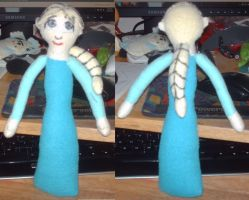 12 inch Elsa by PlushBuddies