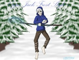 JackFrost Style~~ by TheGothiestFraggle
