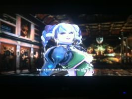 Soul Calibur V, Tira wins! by LightTheDragon19