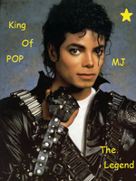Michael Jackson_The true KING by craciunitza21