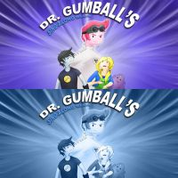 Dr. Gumball's Sing-Along Blog Banner by Stelera