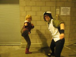 let's go ojisan! ax 2012 by chibiaddict4ever