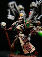 Model - Fabius Bile by TaoPhotography