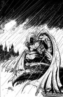 Moon Knight by AndrewMangum