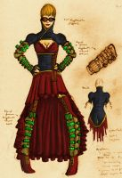 Challenge 2: Steampunk by jelloconcoction