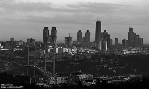Istanbul Pano by phototheo