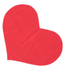 Large heart png by Letterbomb21