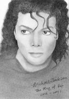 Michael Jackson by chong-yi
