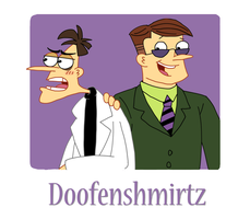 Heinz and Roger by OysteIce
