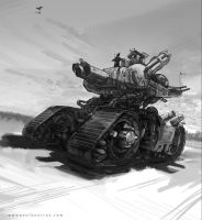 Tank by paulboutros