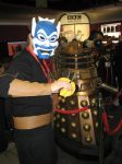 Blue Spirit vs Dalek by avatarfan16