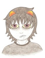 Karkat Vantas by ChickenB13
