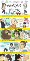 I love You Avatar:TLA meme by GiselleRocks