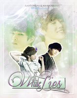 White Lies ft Sunggyu and Woohyun by DeathsAngel15