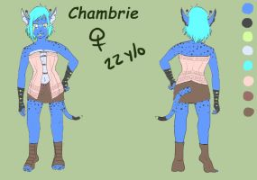 Chambrie (pronounced as Cam-bree) by Ayame1014