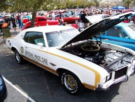 '72 Olds Hurst Pace Car by DetroitDemigod