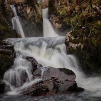 Double waterfall by CharmingPhotography