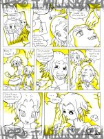 SketchBook- Coyote and Pheonix Concept Comic 03 by Hero-Jaxx