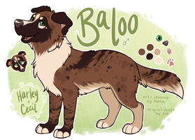 OC: Baloo by ranalligator