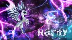 Princess Rarity WallPaper by NelaRarity