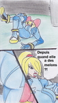 Zero Suit Old-School pin-up EDITION! by Streled
