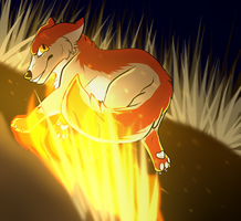 We Got Too Close to the Flame by RiftSeaWing