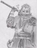 Auron by crazyname15