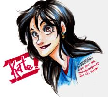 KATE by oasiswinds
